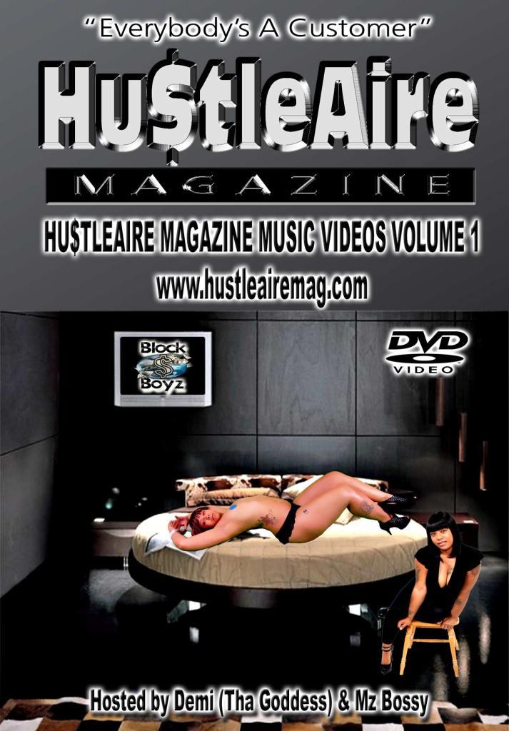 HUSTLEAIRE-MAGAZINE-MUSIC-VIDEOS-VOLUME-1-FRONT