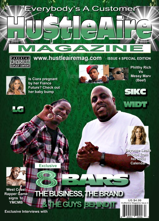 Tag Archives Chyanne Jacobs Hustleaire Magazine Issue 4