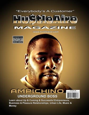 HUSTLEAIRE MAGAZINE AMPICHINO EDITION copy