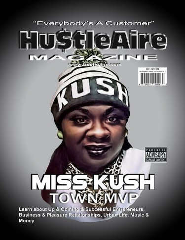 HUSTLEAIRE MAGAZINE TOWN MVPS EDITION 2 copy